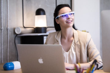 The AYO Company has launched Light Therapy Glasses which aim to minimize the effects of jet lag on travelers, boost your energy levels, and improve sleep