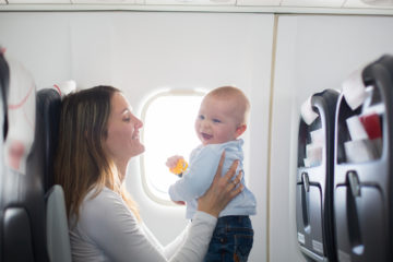 Can you bring baby food on a plane?